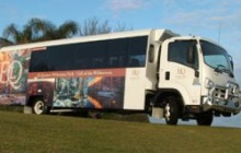 25 seat 2WD Tour Coach
