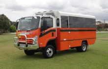 Isuzu NPS 18 Seat 4WD School Bus
