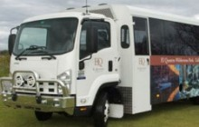 29 seat 2WD Tour Coach