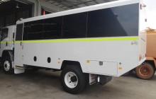 Refurbished 30 seat coach module