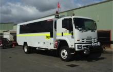 Isuzu FTS 800 4WD