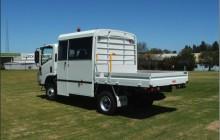 Isuzu NPS 300 4WD Multicab