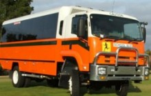30 Seat 4WD School Bus